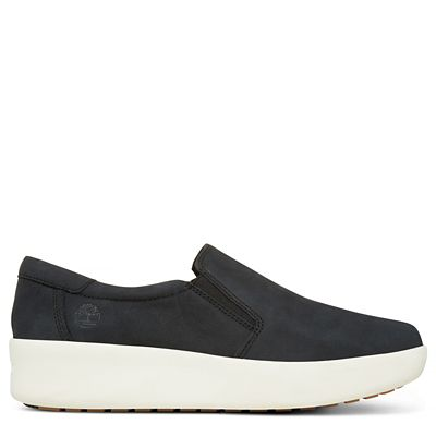 Berlin+Park+Slip-On+f%C3%BCr+Damen+in+Schwarz