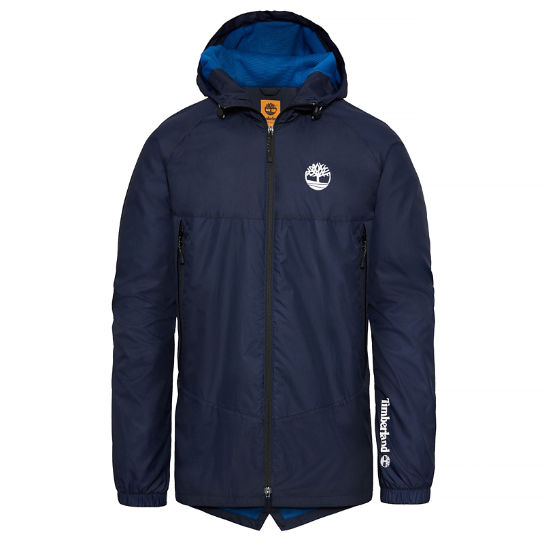 Men's Lightweight Parka Jacket Navy | Timberland