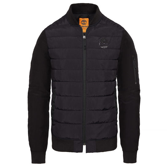 Insulated Bomber Zwart Heren | Timberland
