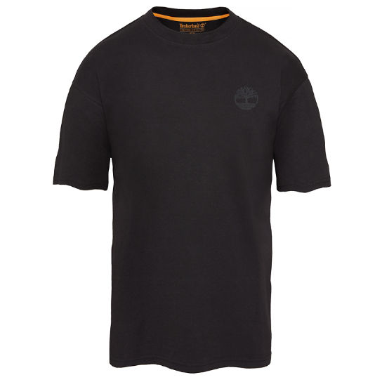 Men's Oversized T-Shirt Black | Timberland