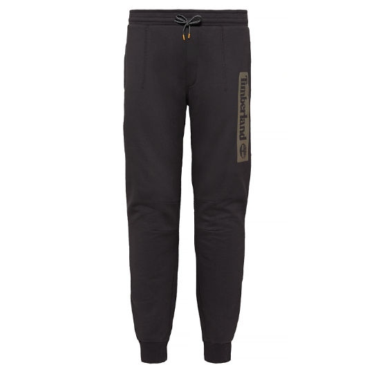 Men's Jogging Bottoms Black | Timberland