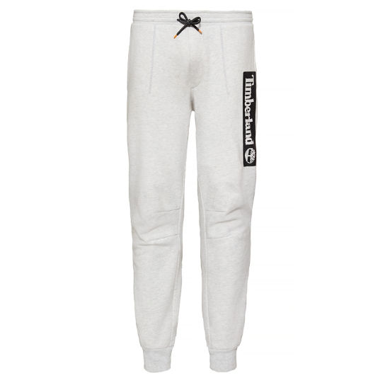 Jogging Bottoms Homme Gris clair | Timberland
