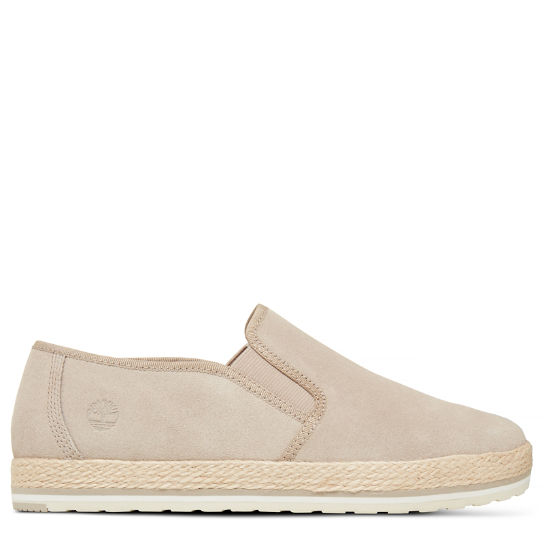 Women's Eivissa Sea Slip On Beige | Timberland