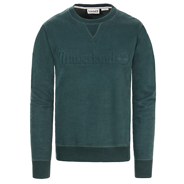 Taylor River Sweatshirt für Herren in Dunkelgrün-