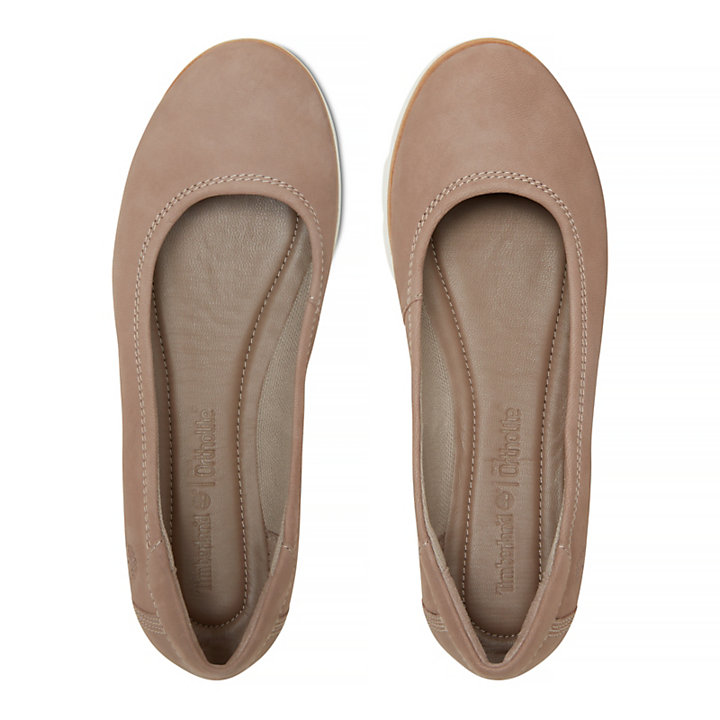 Florence Air Ballerina for Women in Taupe-