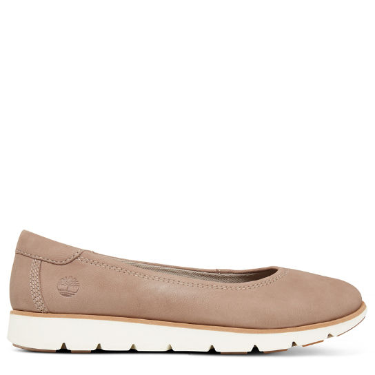 Florence Air Ballerina for Women in Taupe | Timberland