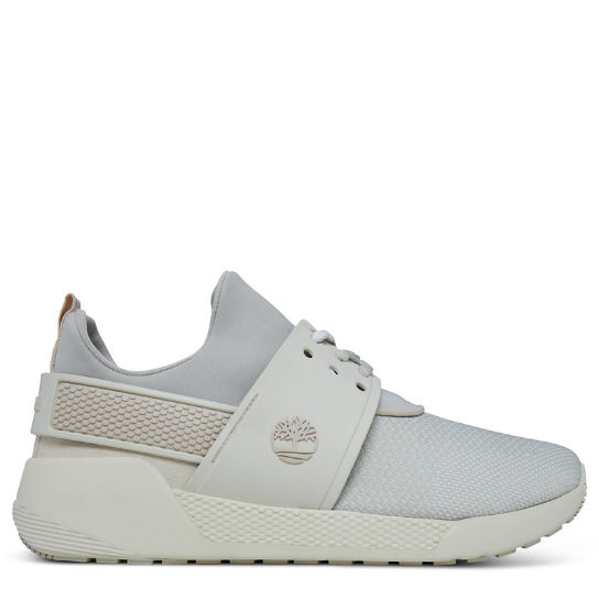 Women's Kiri Up Knit Sneaker Oat colour | Timberland