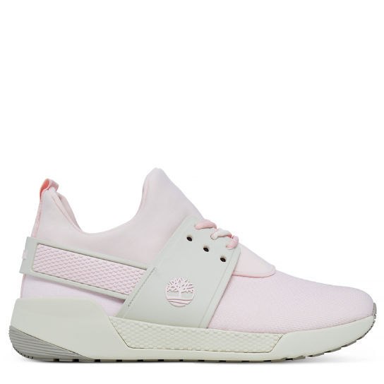 Women's Kiri Up Knit Sneaker Pastel Rose | Timberland