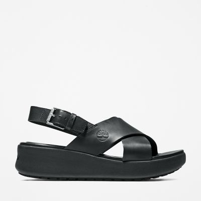 Los+Angeles+Wind+Slingback+f%C3%BCr+Damen+in+Schwarz