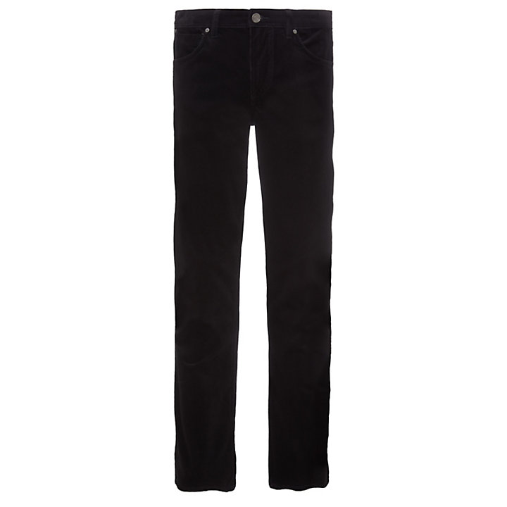 Pantalón de Pana Squam Lake para Hombre en color negro-