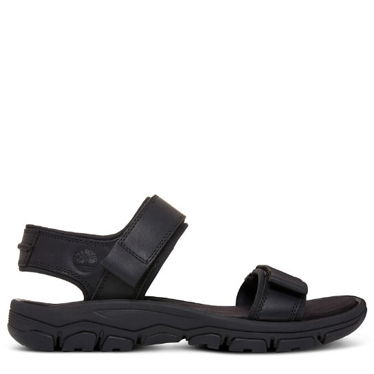 Roslindale Sandal negro hombre | Timberland