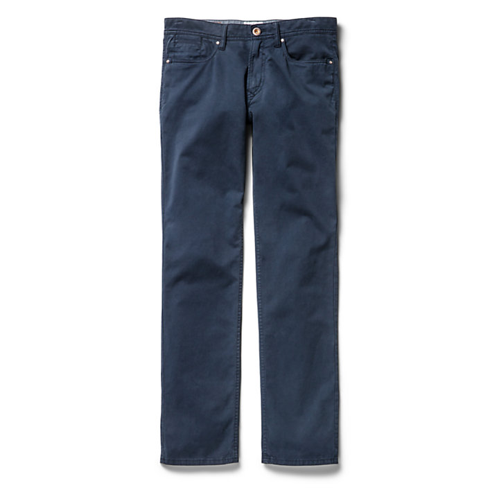 Sargent Lake Trousers for Men in Navy-