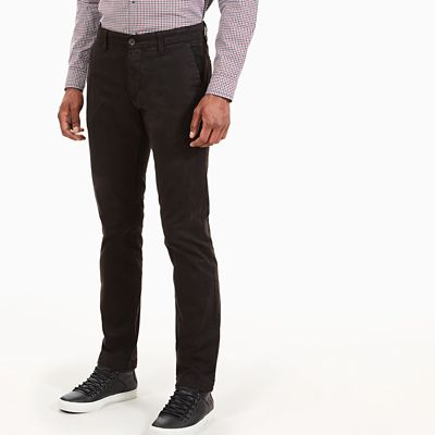 Sargent+Lake+Twill+Chinos++for+Men+in+Black