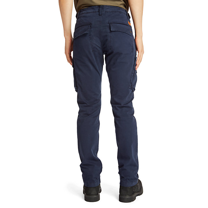 Squam Lake Cargohose für Herren in Navyblau-