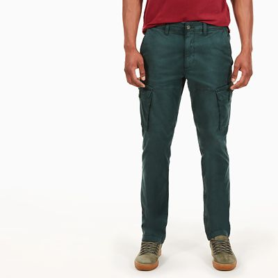 Squam+Lake+Twill-Cargohose+f%C3%BCr+Herren+in+Gr%C3%BCn