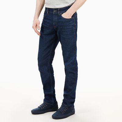 Sargent+Lake+Jeans+Heren+in+Blauw