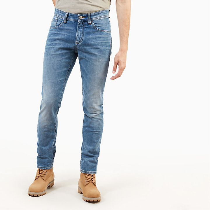 Sargent Lake Jeans for Men in Faded Blue-