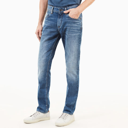 Sargent Lake Jeans for Men in Worn-in Blue | Timberland