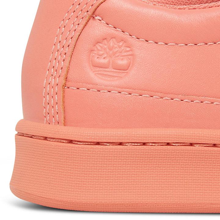 Damen San Francisco Flavor Oxford Shoe Korallrot-