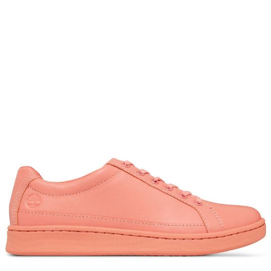 Damen San Francisco Flavor Oxford Shoe Korallrot | Timberland