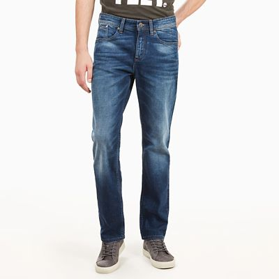Squam+Lake+Jeans+for+Men+in+Indigo+Blue