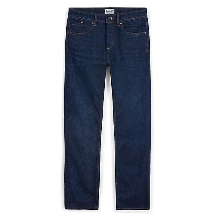 Jeans da Uomo Squam Lake Indaco Scuro-