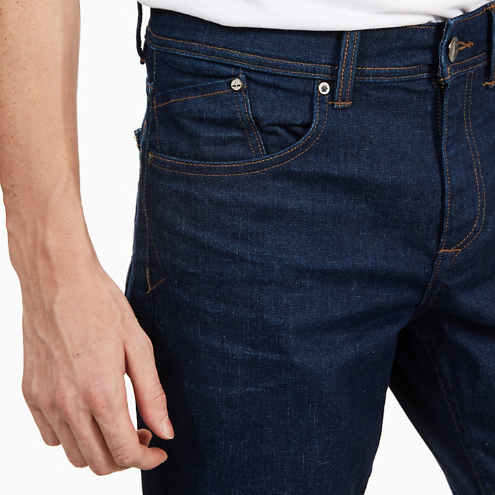 Squam Lake Jeans für Herren in Dunkelindigo-