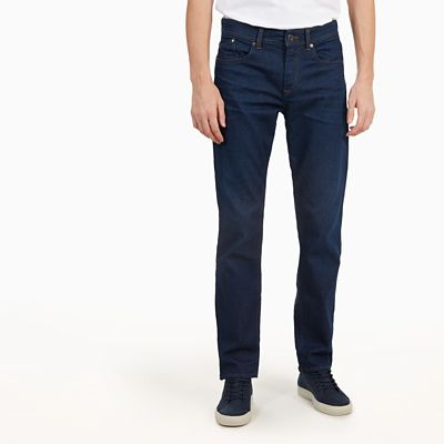 Squam+Lake+Jeans+voor+Heren+in+Donkerindigo