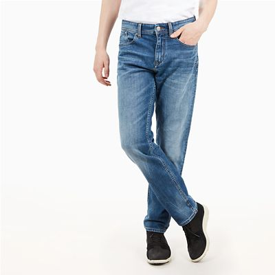 Squam+Lake+Jeans+for+Men+in+Indigo