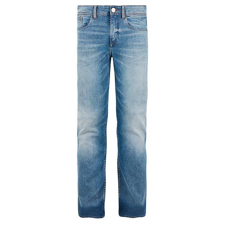 Squam Lake Jeans for Men in Light Blue-
