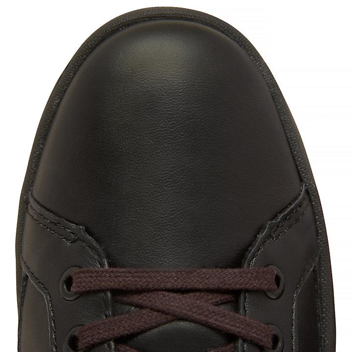 San Francisco Flavor Oxford Shoe Femme Noir-