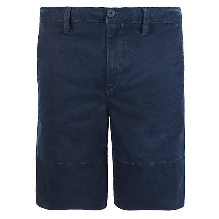 Shorts Chino da Uomo Squam Lake Blu Marino-