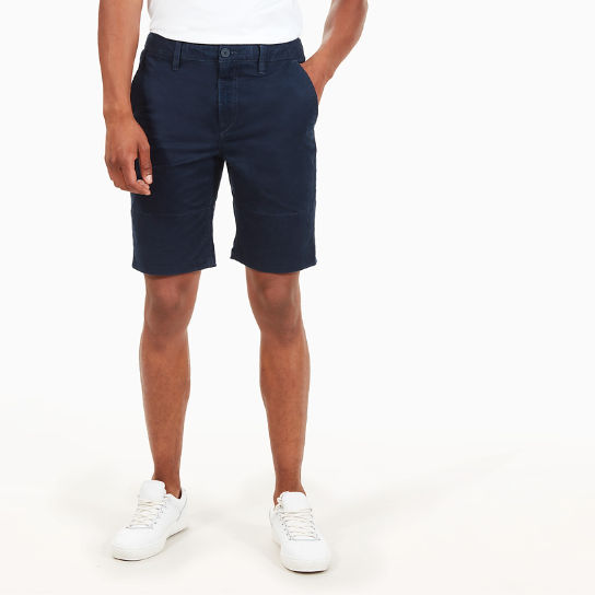 Shorts Chino da Uomo Squam Lake Blu Marino | Timberland