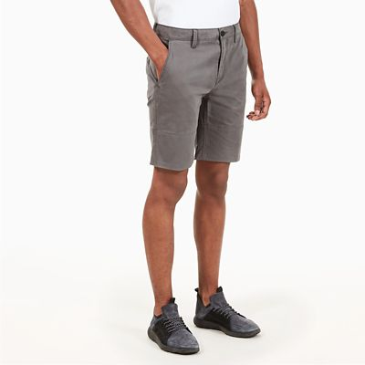 Squam+Lake+Chino+Shorts++for+Men+in+Grey