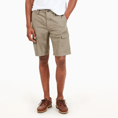Webster+Lake+Cargo-Shorts+f%C3%BCr+Herren+in+Greige