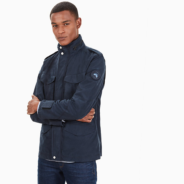 Mount Kelsey M-65 Jacket for Men in Navy-
