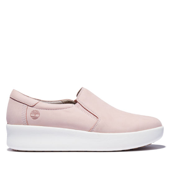 Women's Berlin Park Slip-on Shoe Pastel Rose | Timberland