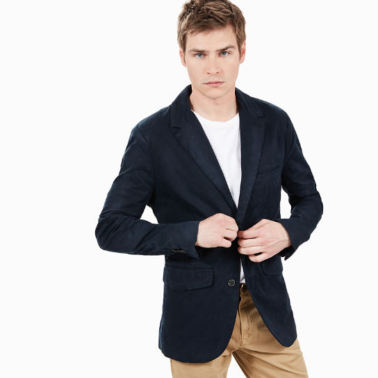 Mount Avalon Blazer for Men in Navy | Timberland