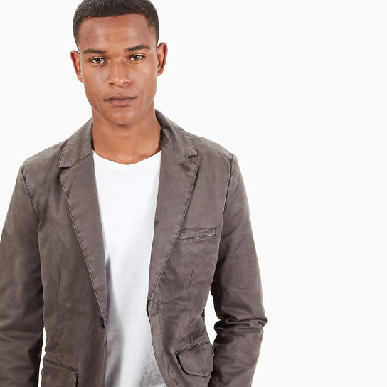 Mount Avalon Blazer for Men in Dark Grey | Timberland