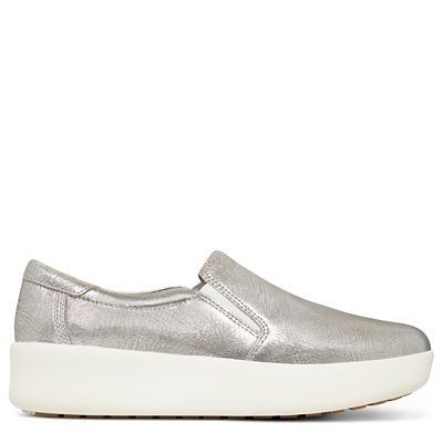 Berlin+Park+Slip+On+for+Women+in+Silver