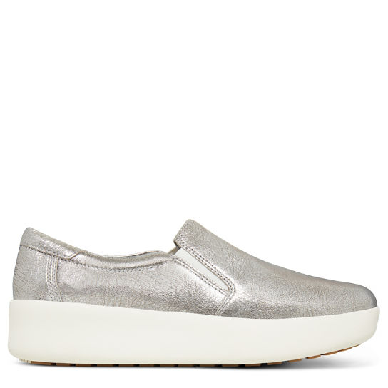 Women's Berlin Park Slip-on Shoe Silver | Timberland