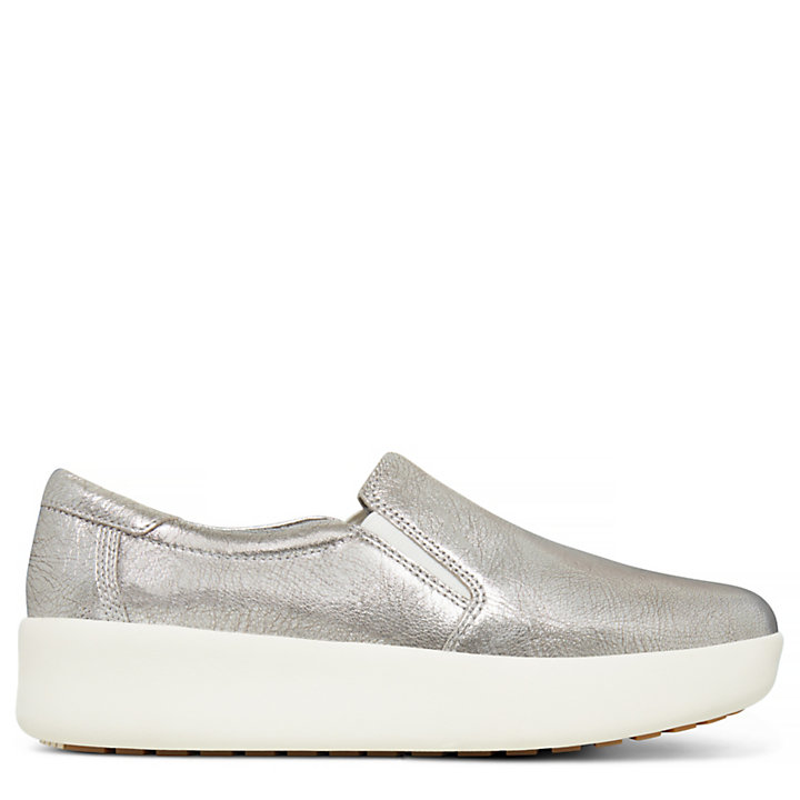 Slip-on da Donna Berlin Park Argento-
