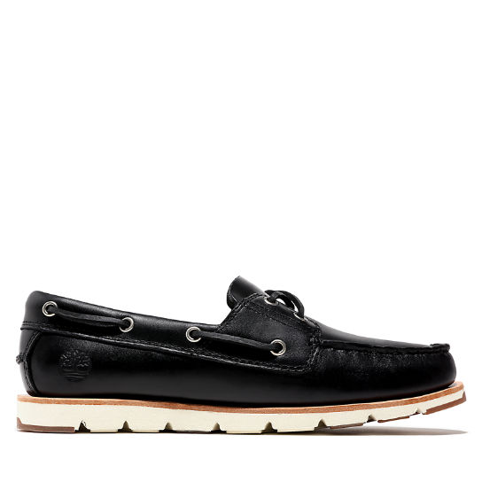 Camden Falls Boat Shoe for Women in Navy | Timberland