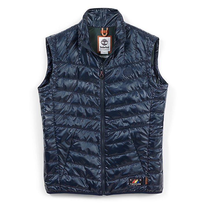Skye Peak Vest Jacket for Men in Navy-