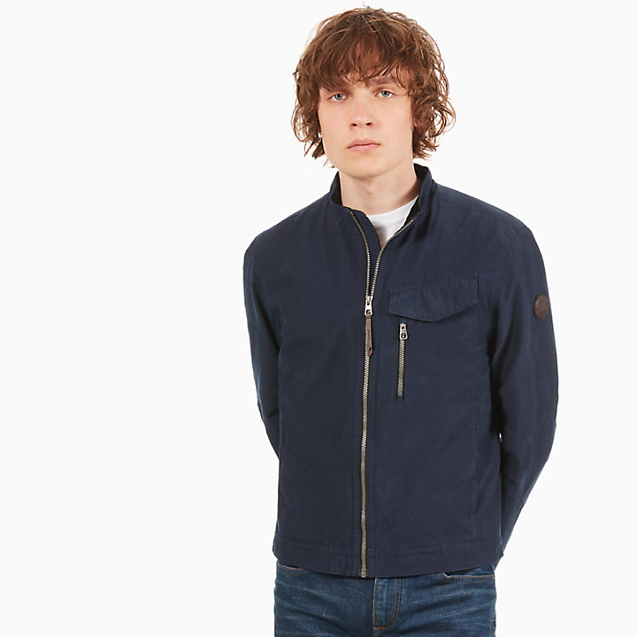 Mount Davis Timeless Jacket for Men in Navy-