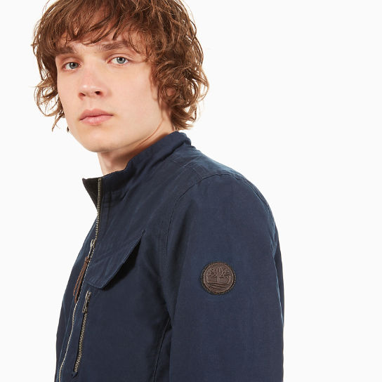 Mount Davis Timeless Jacket for Men in Navy | Timberland