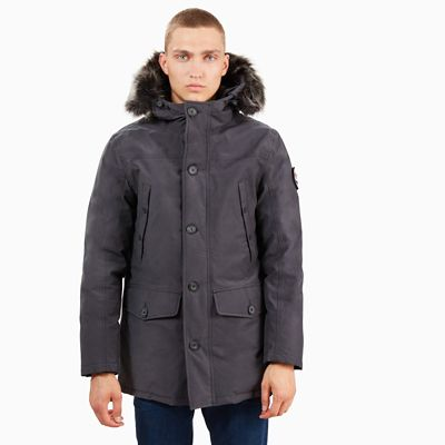 Scar+Ridge+Parka+for+Men+in+Dark+Grey
