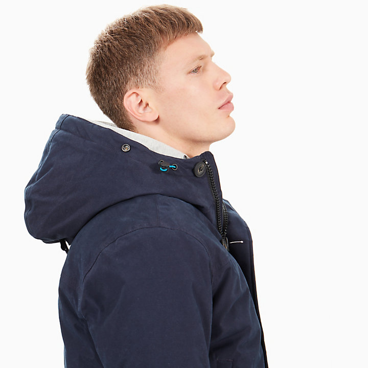 Scar Ridge Snorkel Jacket for Men in Navy-