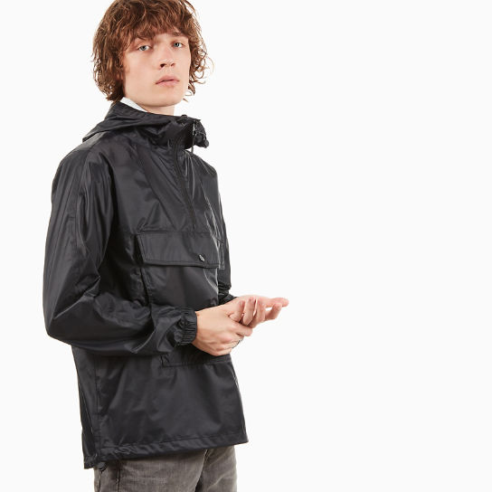 Mount Bond Raincoat for Men in Black | Timberland