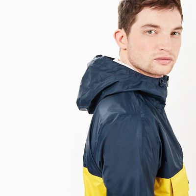 Mount+Bond+Raincoat+for+Men+in+Grey+%2F+Yellow